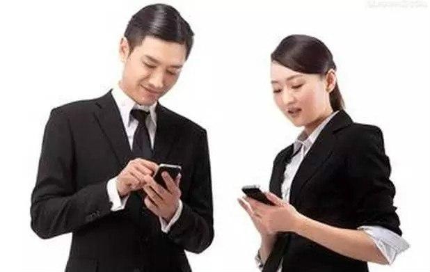 给客户发短信 -红枫叶传媒